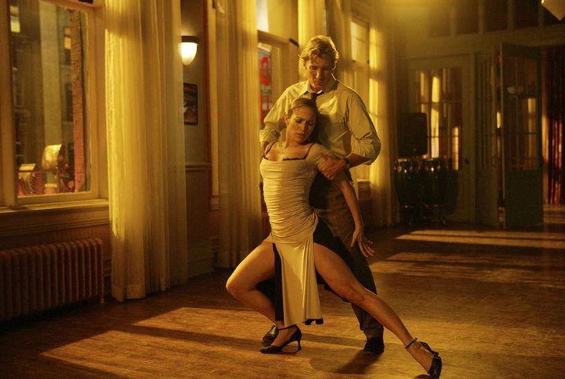 Секс после урока танцов
