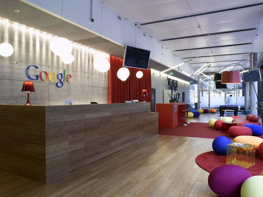 Google, office, офис, Швейцария, Цюрих