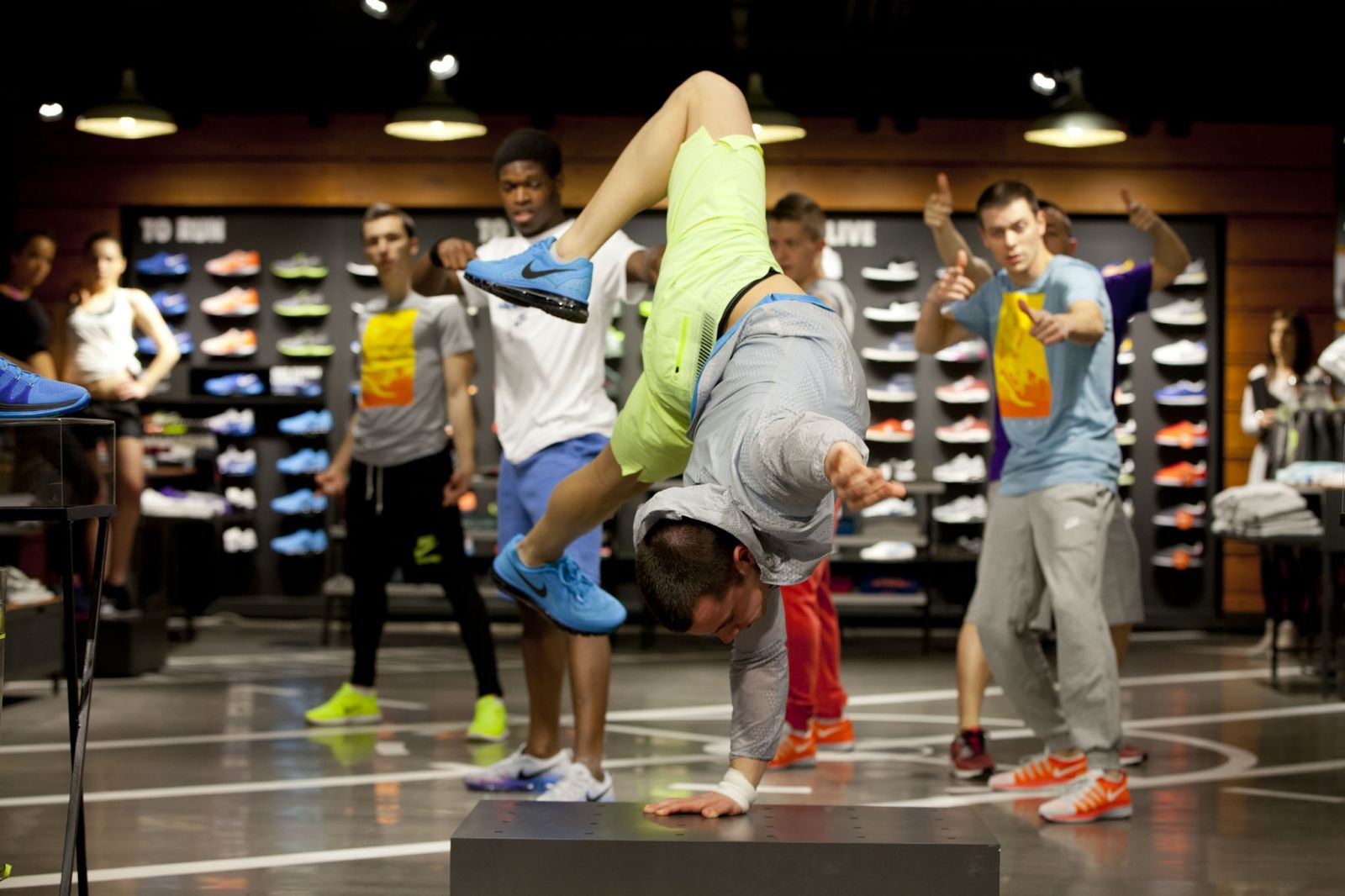 Nike Store, Nike, Serdika Center